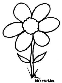 Clip Art Flower Outline likewise Her Pointy Elbows additionally Wind Coloring Pages as well Tree Dot To Dot also Craft Butterfly Chandelier. on flower coloring pages for kids